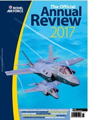 Image not found :Royal Air Force 2017, Official Annual Review