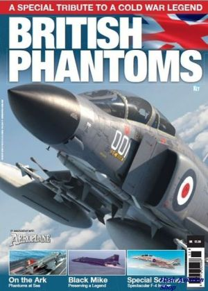 Image not found :British Phantoms, A Special Tribute to a Cold War Legend