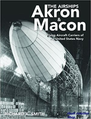 Image not found :Airships Akron & Macon: Flying Aircraft Carriers of the US Navy NI