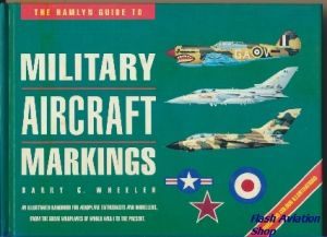 Image not found :Hamlyn Guide to Military Aircraft Markings (Chancellor)