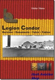 Image not found :Legion Condor Band 4, Berichte  Dokumente  Fotos  Fakten