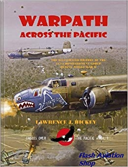 Image not found :Eagles over the Pacific 1; Warpath Across the Pacific (4e ed)