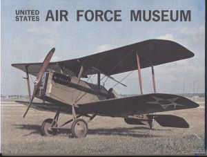 Image not found :United States Air Force Museum (SE.5A cover)