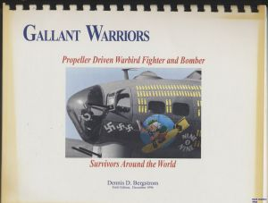 Image not found :Gallant Warriors: Propeller Driven Warbird Fighter & Bomber (1996)