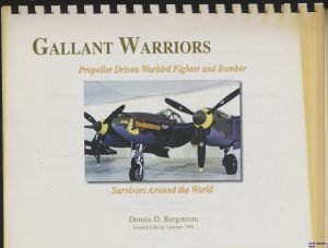 Image not found :Gallant Warriors: Propeller Driven Warbird Fighter & Bomber (1998)