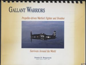Image not found :Gallant Warriors: Propeller Driven Warbird Fighter & Bomber (2000)