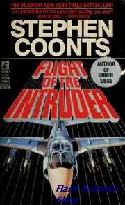 Image not found :Flight of the Intruder (Pocket books, 1987)