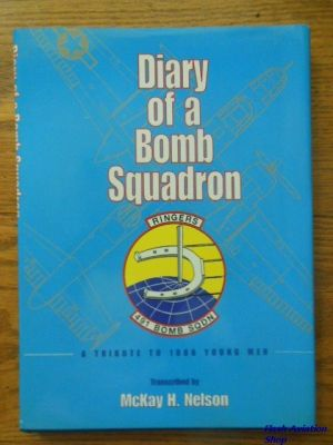 Image not found :Diary of a Bomb Squadron, Ringers 491 Bomb Sqdn, a Tribute to