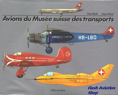Image not found :Avions du Musee Suisse des Transports
