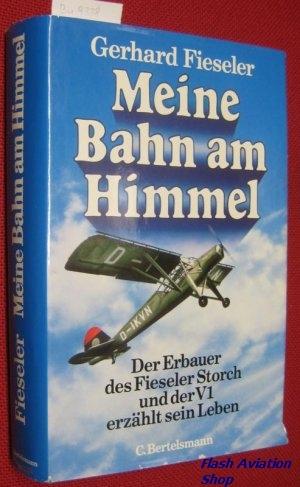 Image not found :Meine Bahn am Himmel, der Erbauer des Fieseler Storch und (Bertels