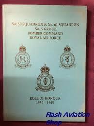 Image not found :No. 50 Squadron & No. 61 Squadron No. 5 Group Bomber Command RAF