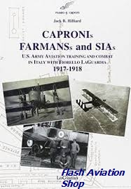 Image not found :Capronis Farmans and SIAs, US Army Aviation Training