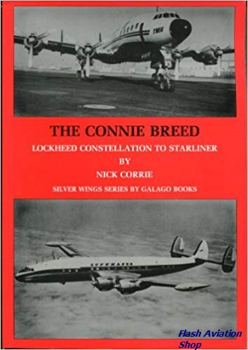 Image not found :Connie Breed, Lockheed Constellation to Starliner
