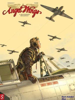 Image not found :Angel Wings 3; Bestemming Broadway