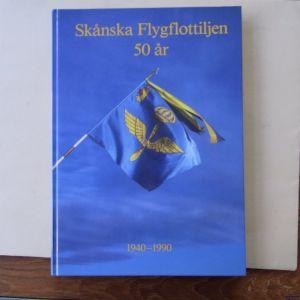 Image not found :Skanska Flygflottiljen 50 ar 1940 - 1990