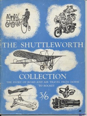 Image not found :Shuttleworth Collection, the (1968, 5th ed)