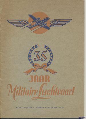 Image not found :35 Jaar Militaire Luchtvaart (perfect condition)