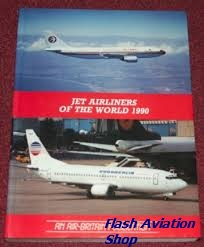 Image not found :Jet Airliners of the World 1990