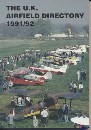 Image not found :UK Airfield Directory 1991/92