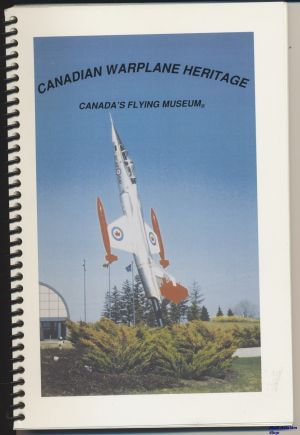 Image not found :Canadian Warplane Heritage, Canada's Flying Museum