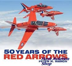Image not found :50 Years of Red Arrows