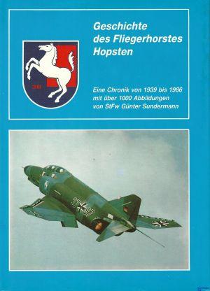 Image not found :Geschichte des Fliegerhorstes Hopsten, Eine Chronik von 1939-1986