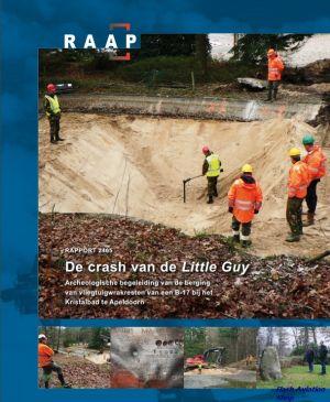 Image not found :Crash van de Little Gut, RAAP rapport 2465