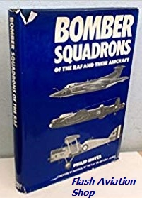 Image not found :Bomber Squadrons of the RAF and their Aircraft (1976 new ed.)