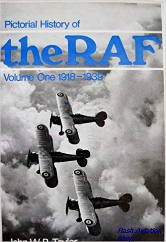 Image not found :Pictorial History of the RAF Volume One 1918-1939 (6th ed)