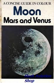 Image not found :Moon, Mars and Venus (Concise guide in colour)