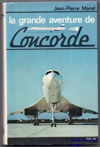 Image not found :Grande Aventure de Concorde, la