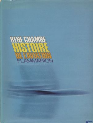 Image not found :Histoire de l'Aviation (Chambe/Flammarion) (cover 1)