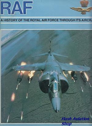 Image not found :RAF, a History of the Royal Air Force through it's Aircraft