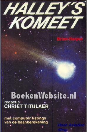 Image not found :Halley's Komeet