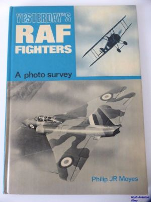 Image not found :Yesterday's RAF Fighters, a Photo Survey
