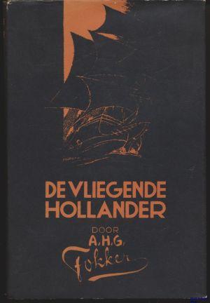 Image not found :Vliegende Hollander, De (Holkema)