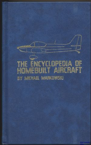 Image not found :Encyclopedia of Homebuilt Aircraft (hbk)