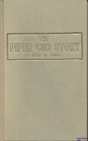 Image not found :Piper Cub Story (TAB)(hbk)