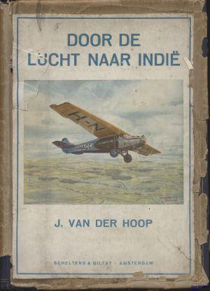 Image not found :Door de Lucht naar Indie (dustjacket)