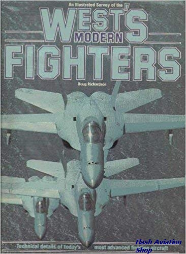 Image not found :Illustrated Survey of the West's Modern Fighters (Military Press)