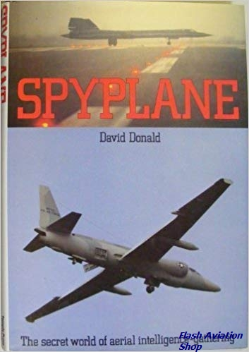 Image not found :Spyplane, the Secret world of Aerial Intelligence-gathering (Tem)
