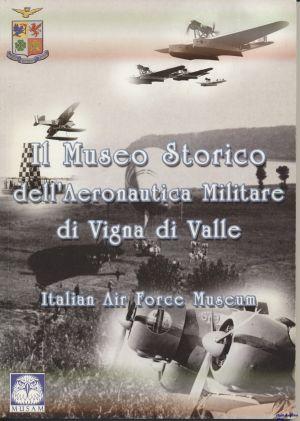 Image not found :Museo Storico dell' Aeronautica Militare di Vigna di Valle, IAF Mu