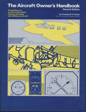 Image not found :Aircraft Owner's Handbook, second edition (hbk)
