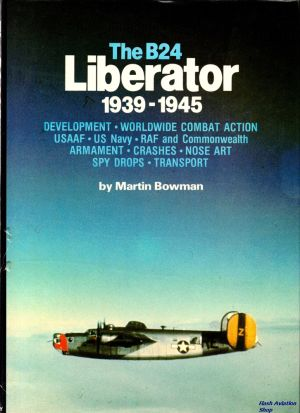 Image not found :B-24 Liberator 1939-1945 (Rand McNally)