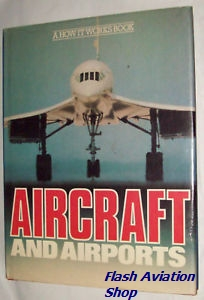 Image not found :Aircraft and Airports (a how it works book) (Marshall Cavendish)