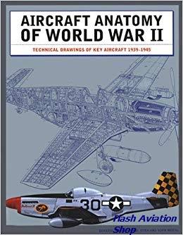 Image not found :Aircraft Anatomy of World War II (Silverdale)