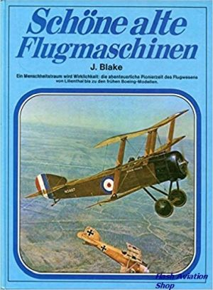Image not found :Schone alte Flugmaschinen