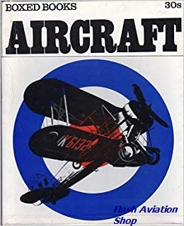 Image not found :Boxed Books; Aircraft