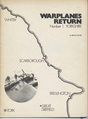 Image not found :Warplanes Return number 1. Yorkshire