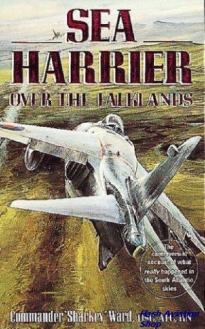 Image not found :Sea Harrier over the Falklands (Orion)